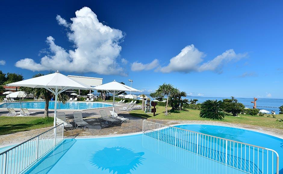 フサキビーチリゾート ホテル&ヴィラズ  ウミガメが産卵に訪れる! 写真1