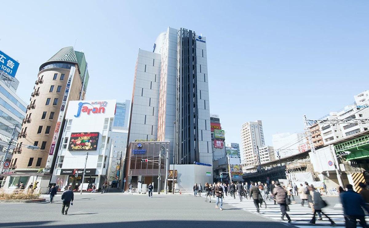 ホテルマイステイズ五反田駅前  都心の活動拠点に最適! 写真1