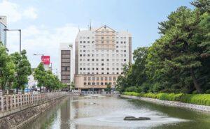 ホテルマイステイズ松山  愛媛新聞社前バス停すぐ! 写真