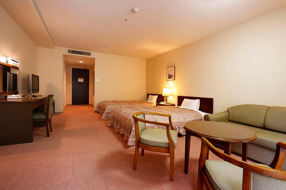 ロイヤルホテル 山中温泉河鹿荘  芭蕉が旅の疲れを癒した! 写真2
