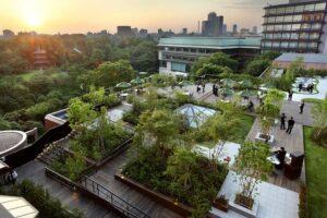 ホテル椿山荘東京  東京の中心にあるオアシス! 写真
