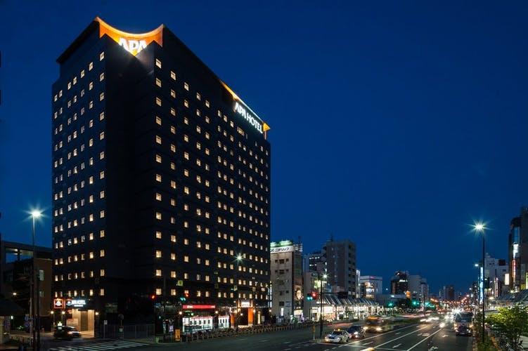 アパホテル〈巣鴨駅前〉   都営三田線A4出口の目の前! 写真1