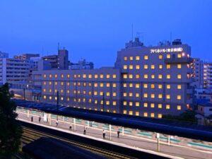 アパホテル〈東京板橋駅前〉  板橋駅東口より徒歩1分! 写真