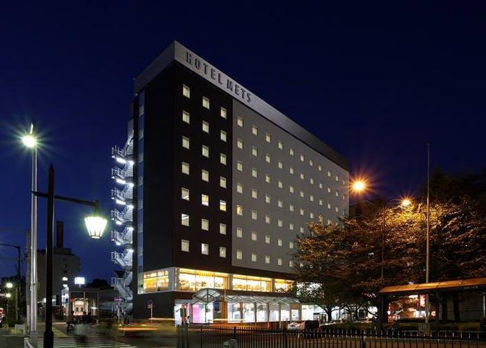 JR東日本ホテルメッツ 駒込  JR山手線や地下鉄駒込駅徒歩1分! 写真1