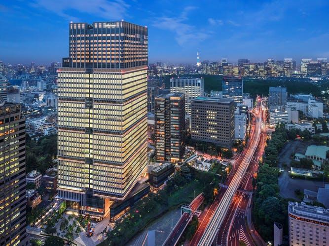 ザ・プリンスギャラリー 東京紀尾井町,ラグジュアリーコレクションホテル 写真1