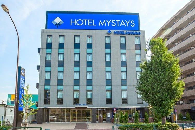 ホテルマイステイズ羽田 写真1