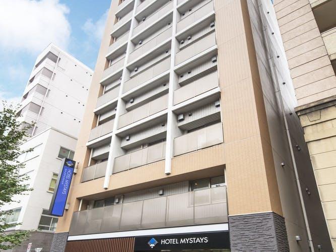 ホテルマイステイズ神田   新日本橋駅から徒歩3分! 写真1