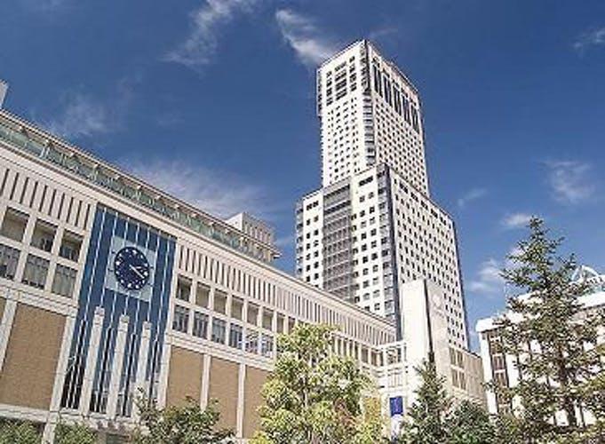 JRタワーホテル日航札幌   天空に浮かぶ天然温泉! 写真1