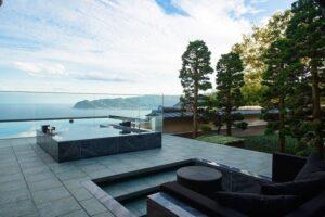 THE HIRAMATSU HOTELS & RESORTS 熱海  全客室から相模湾を望む! 写真
