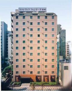 ホテルヴィラフォンテーヌ東京日本橋箱崎  落ち着きあるホテル! 写真
