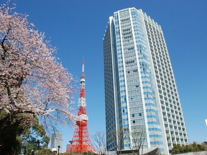 ザ・プリンス パークタワー東京   大人の夜景スポット! 写真1