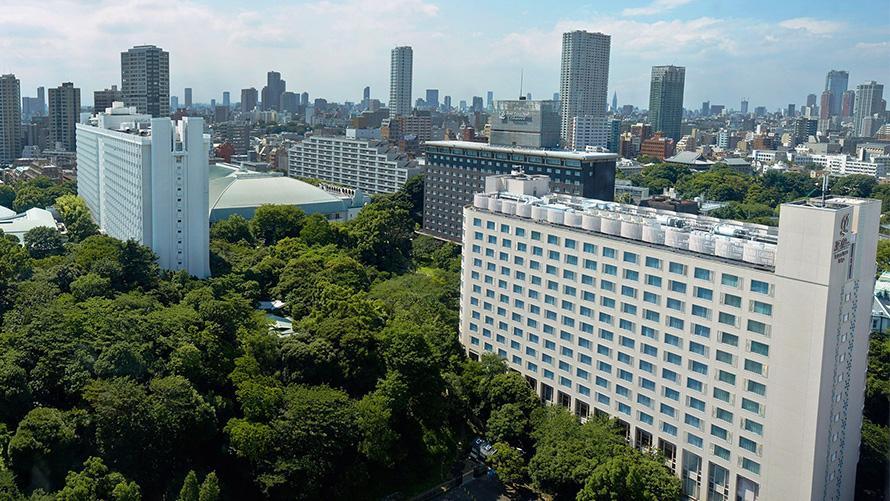 ザ・プリンス さくらタワー東京  四季の表情に深呼吸したくなる! 写真1