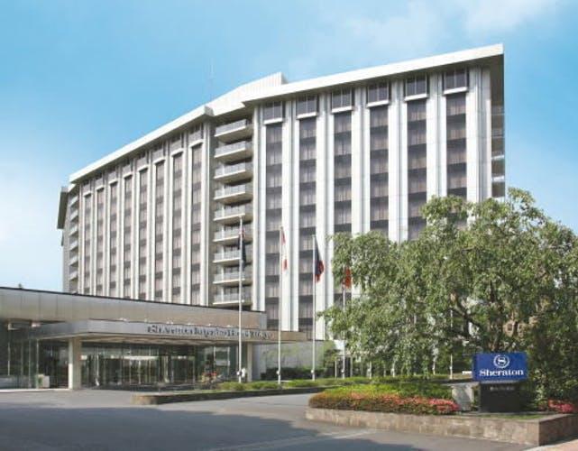 シェラトン都ホテル東京   心やすらぐ広々とした客室! 写真1