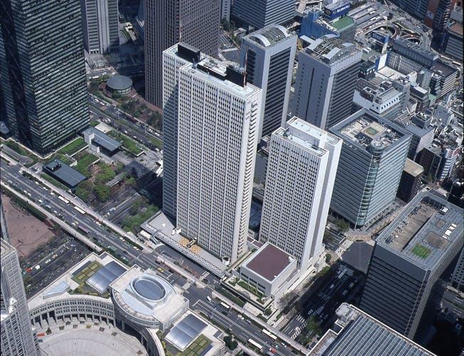 京王プラザホテル  高層からの景色をロマチックにお愉しみください! 写真1