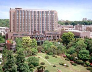 リーガロイヤルホテル東京   緑に抱かれたラグジュアリーホテル! 写真