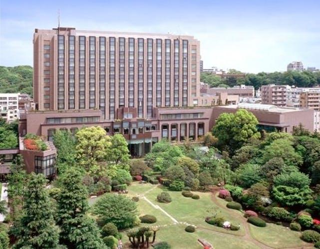 リーガロイヤルホテル東京   緑に抱かれたラグジュアリーホテル! 写真1