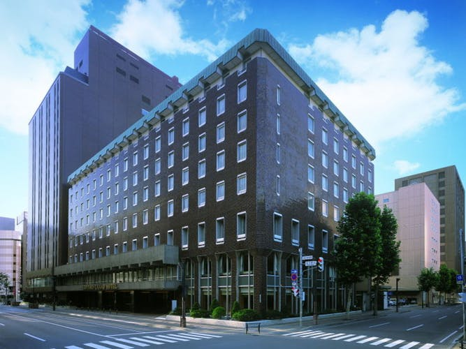 札幌グランドホテル  北の迎賓館として歴史を重ねた! 写真1