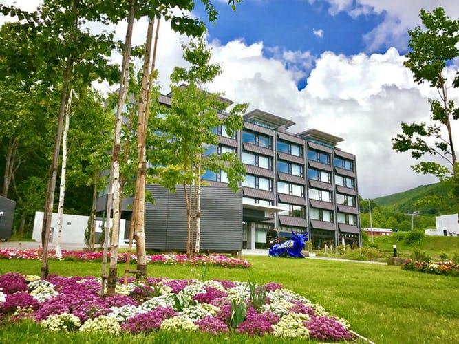 木ニセコ   ナチュラルモダンホテルで過ごすホリディ! 写真1