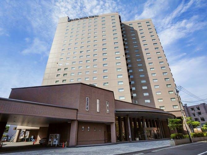 札幌エクセルホテル東急   最上階19階~20階のプレミアムフロア! 写真1