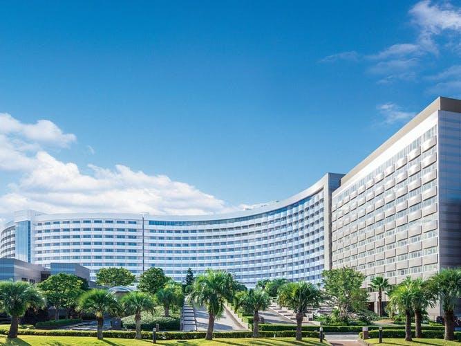 シェラトン・グランデ・トーキョーベイ・ホテル 写真1
