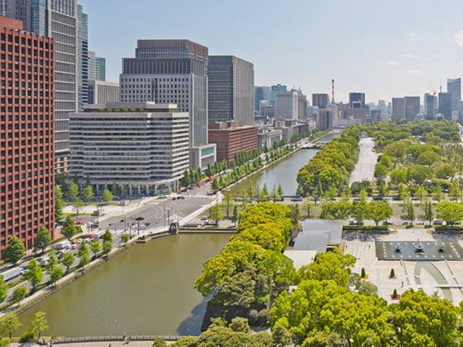 パレスホテル東京  全室45平米以上という大きなゆとり! 写真1