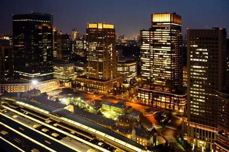 シャングリ・ラ ホテル 東京  世界一ラグジュアリーなホテル! 写真1