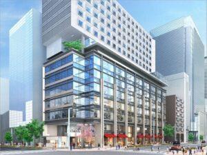 三井ガーデンホテル日本橋プレミア  三越前駅と地下通路直結! 写真