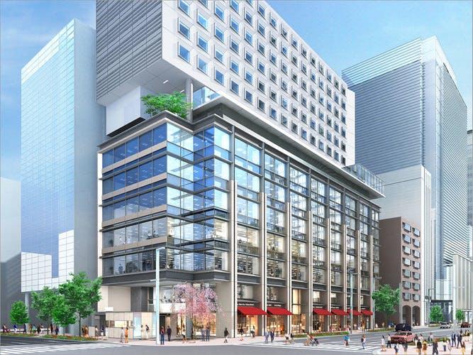 三井ガーデンホテル日本橋プレミア  三越前駅と地下通路直結! 写真1