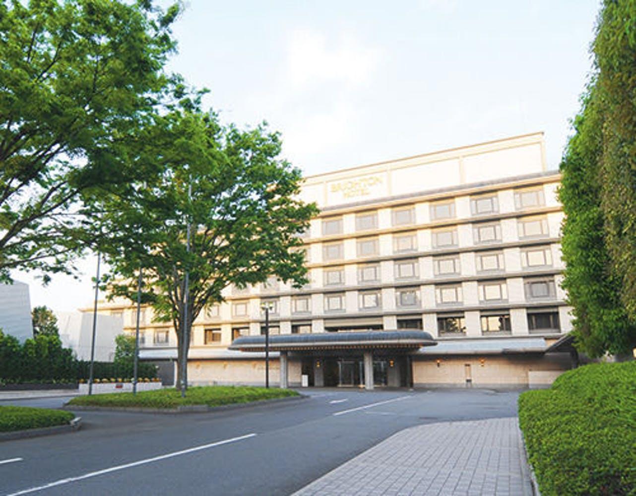 京都ブライトンホテル 写真1