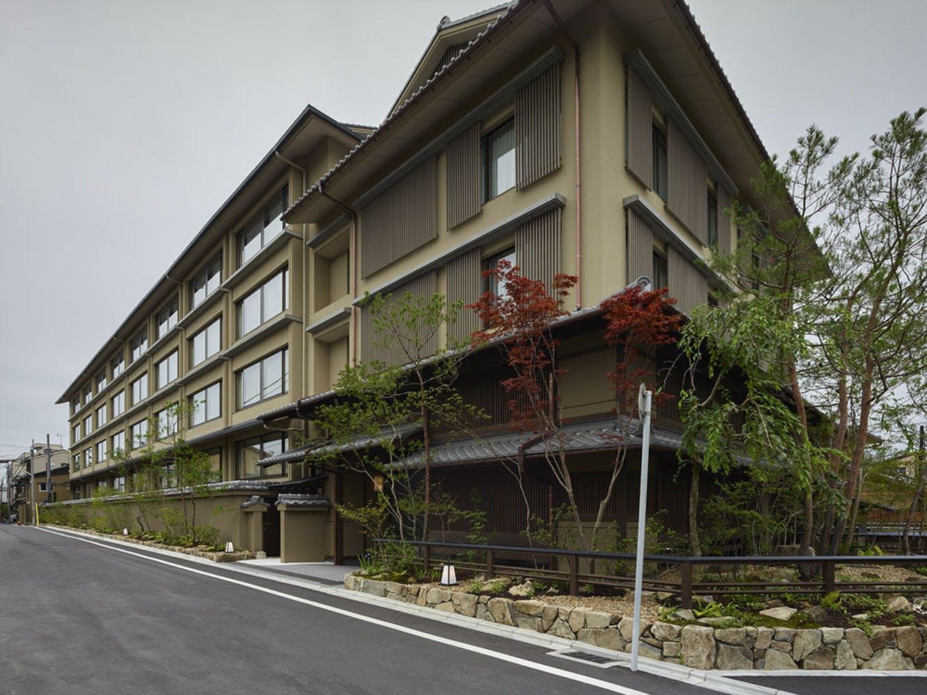ホテル ザ セレスティン京都祇園 写真1