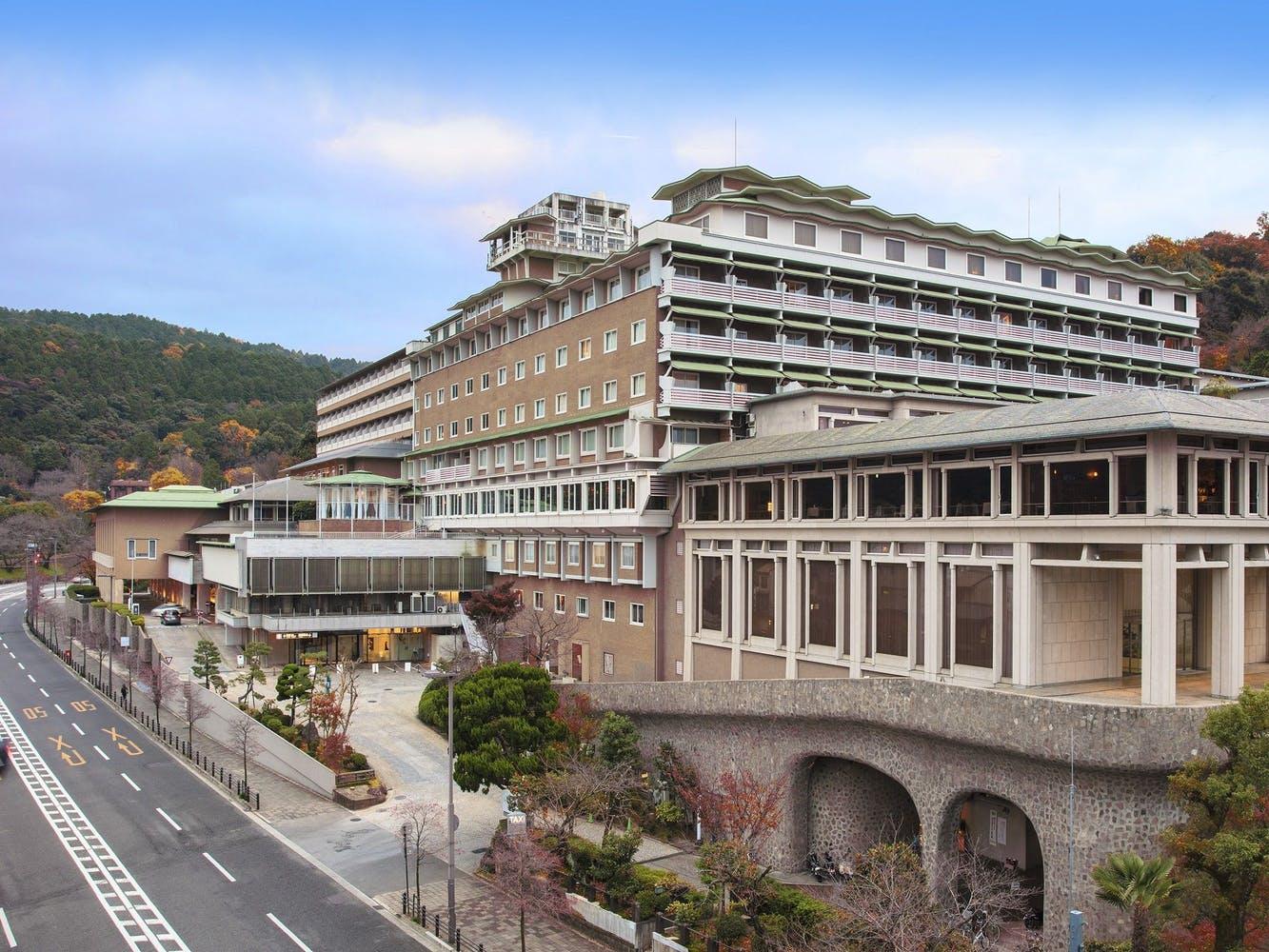 ウェスティン都ホテル京都 写真1