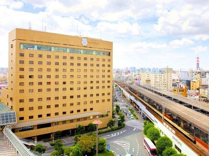 ホテル・アゴーラ大阪守口 写真1