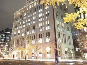 セント レジス ホテル 大阪 写真