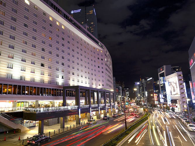 赤坂エクセルホテル東急 写真1