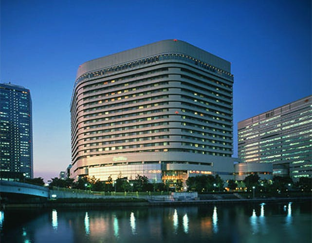 ホテルニューオータニ大阪 写真1