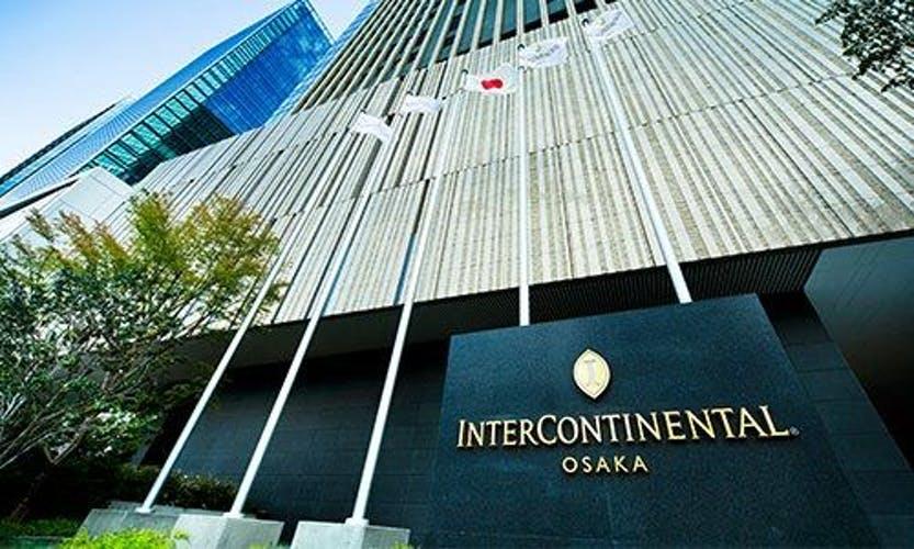 インターコンチネンタルホテル大阪 写真1