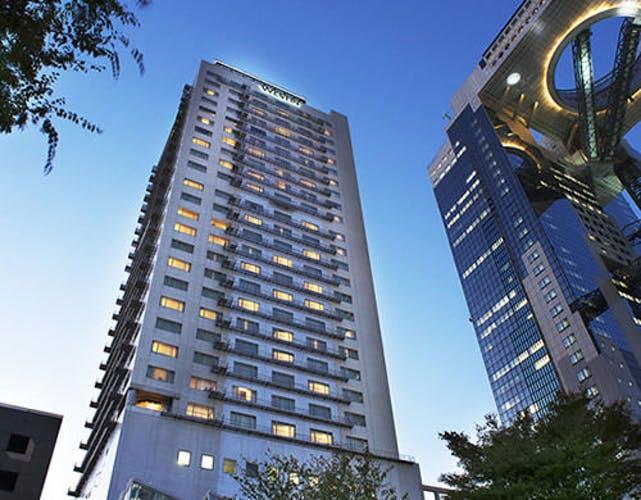 ウェスティンホテル大阪 写真1