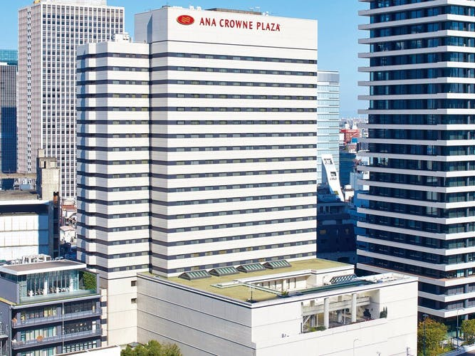 ANAクラウンプラザホテル大阪 写真1