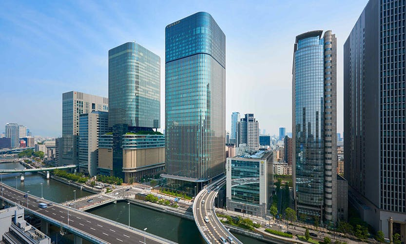 コンラッド大阪 写真1