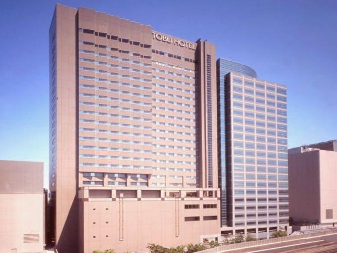 東武ホテルレバント東京  写真1