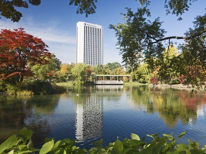 プレミアホテル 中島公園 札幌 写真1