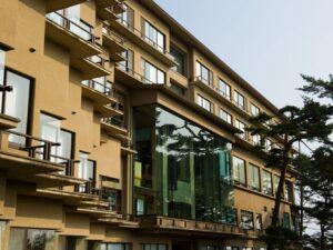 三陸海岸 浄土ヶ浜パークホテル 写真