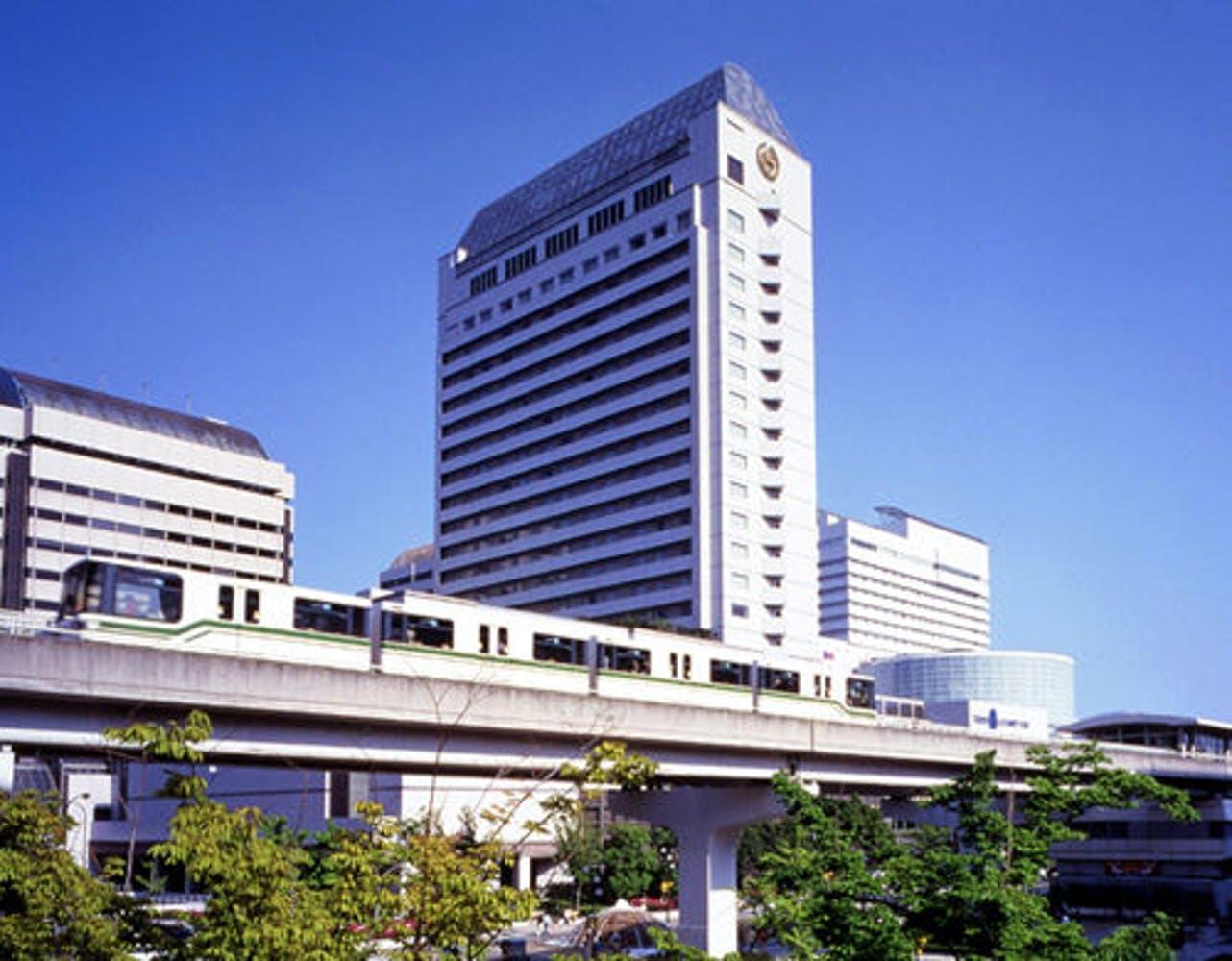 神戸ベイシェラトン ホテル&タワーズ 写真1