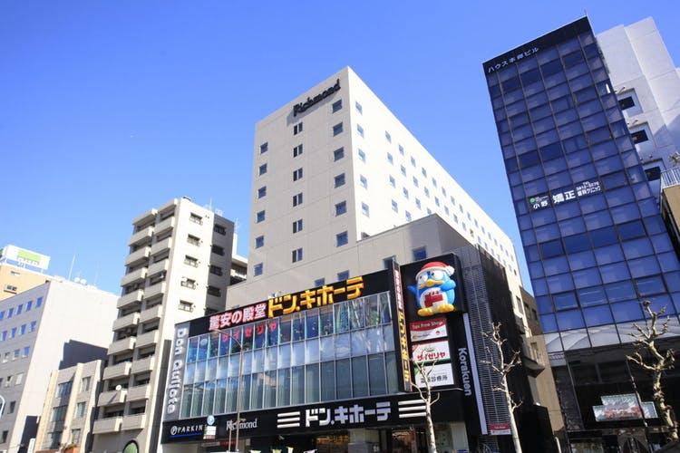 リッチモンドホテル東京水道橋  東京ドームへ徒歩2分! 写真1