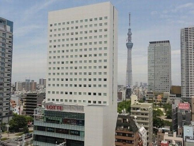 ロッテシティホテル錦糸町 写真1