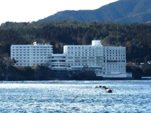 南三陸ホテル観洋 写真