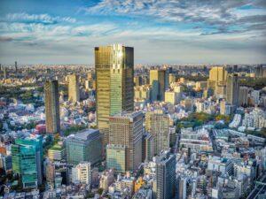 ザ・リッツ・カールトン東京  ほぼ1世紀前の歴史に誇る! 写真
