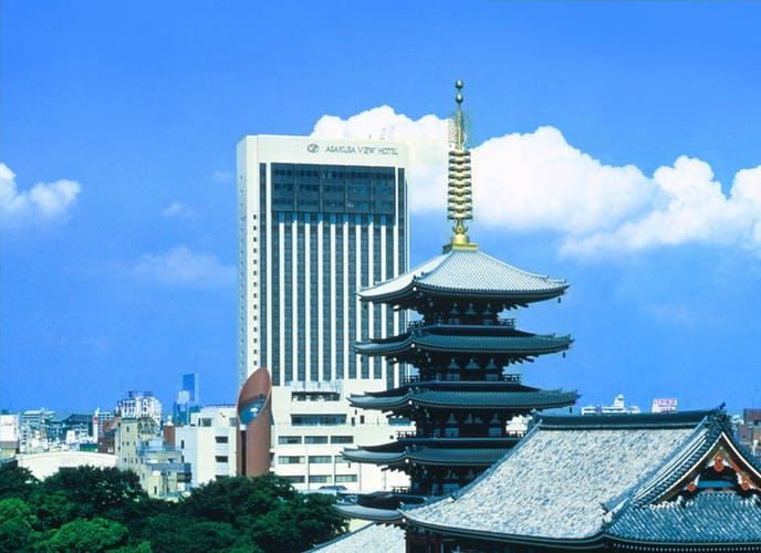 浅草ビューホテル 写真1