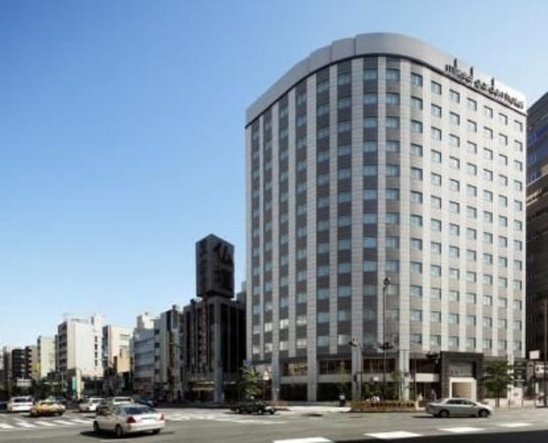 三井ガーデンホテル上野  JR上野駅から徒歩2分! 写真1