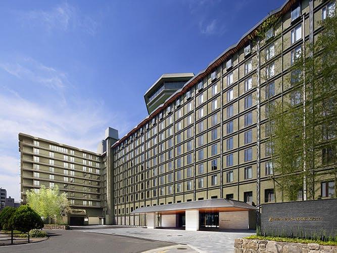 リーガロイヤルホテル京都 写真1